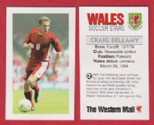 Wales Craig Bellamy Newcastle United